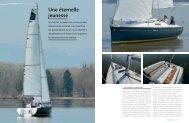 Bénéteau First 25 S - Marina.ch