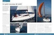 Océanis 31 - Marina.ch