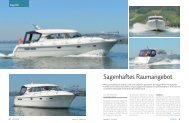 "September 2011 Saga 415 ""Sagenhaftes Raumangebot"" - boot24.ch"