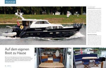 Wim van der Valk Continental 1550 - boot24.ch