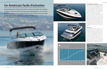 Four Winns S235 - bateau24.ch