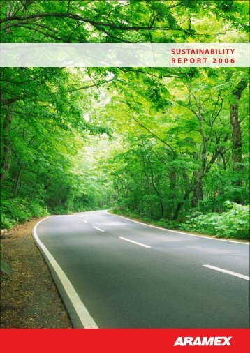 Aramex Sustainability Report 2006