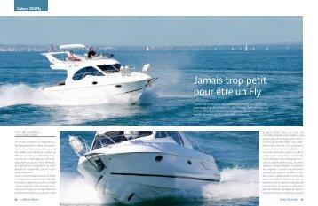 Galeon 290 Fly - bateau24.ch