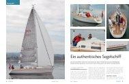 """Juni 2011 Faurby 325 """"Ein authentisches Segelschiff"""" - boot24.ch"""