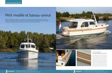 Linssen 25.9 - bateau24.ch