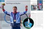 Fünf Ringe und Big Ben - marina.ch - das nautische Magazin der ...