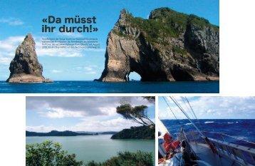 Neuseeland - marina.ch - marina.ch - das nautische Magazin der ...