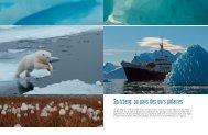 Spitzberg: au pays des ours polaires - marina.ch