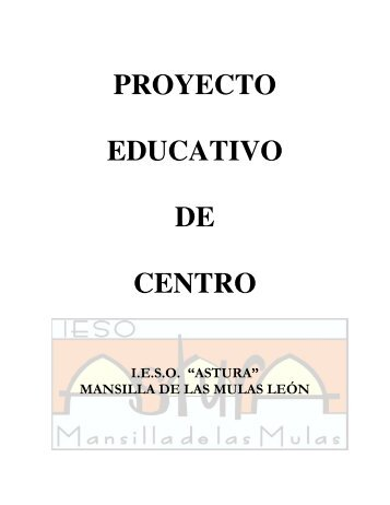 Proyecto Educativo de Centro (PEC)