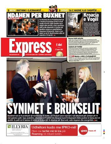 e - Gazeta Express