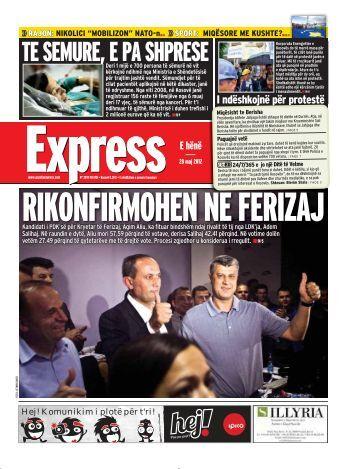 TE SEMURE, E PA SHPRESE - Gazeta Express