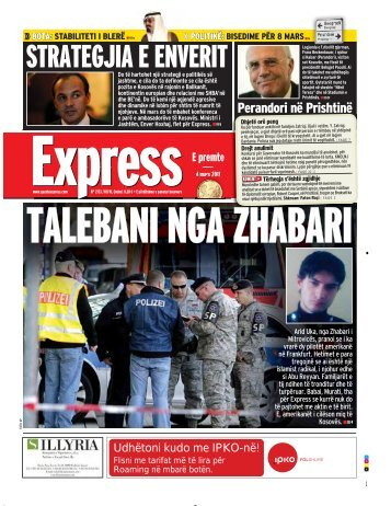 STRATEGJIA E ENVERIT - Gazeta Express