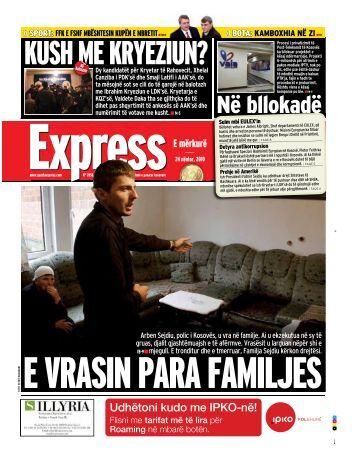 KUSH ME KRYEZIUN? - Gazeta Express