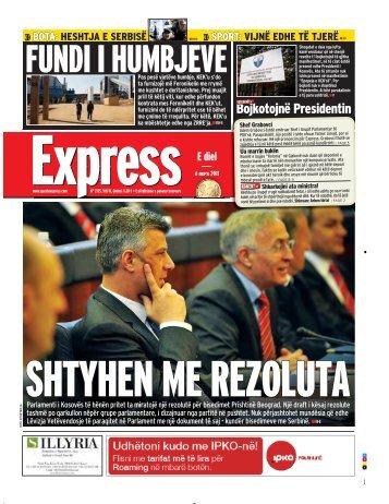 FUNDI I HUMBJEVE - Gazeta Express