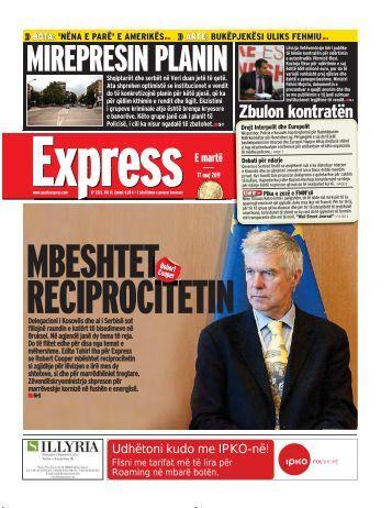 MIREPRESIN PLANIN - Gazeta Express