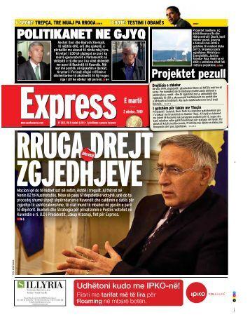 POLITIKANET NE GJYQ - Gazeta Express