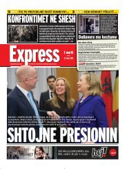 KONFRONTIMET NE SHESH - Gazeta Express