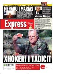 MERAKU I MARIAS - Gazeta Express