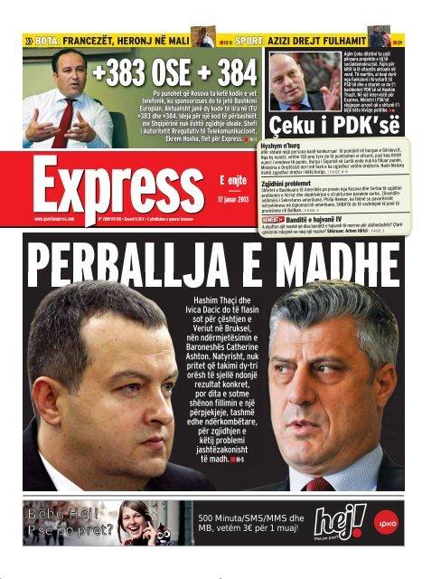 +383 OSE + 384 - Gazeta Express