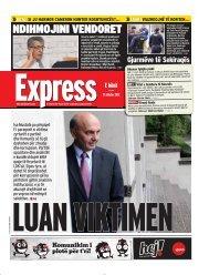 NDIHMOJINI VENDORET - Gazeta Express