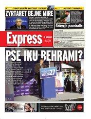 ZYRTARET BEJNE MIRE - Gazeta Express