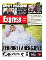SHPETIMI TE NDERKOMBETARET - Gazeta Express