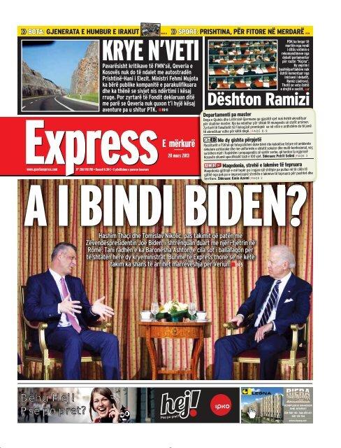 KRYE N'VETI - Gazeta Express