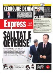 KERKOJNE DENIM - Gazeta Express