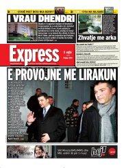 I VRAU DHENDRI - Gazeta Express