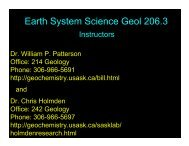 EarthSystemSci Lecture1