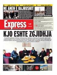 NE ANEN E BAJRUSHIT - Gazeta Express