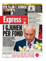PER FAJIN E SERBISE - Gazeta Express