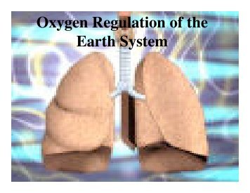 Rise of oxygen