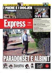 I PRENE E I DOGJEN - Gazeta Express