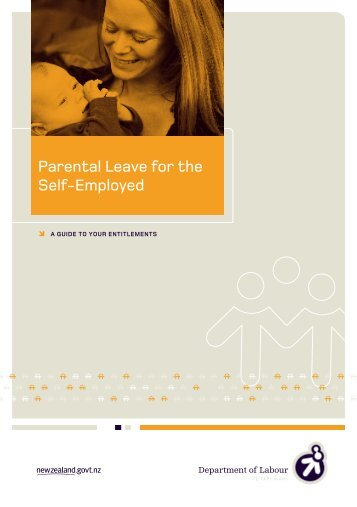 Parental Leave for the Self-Employed - National Women's Hospital