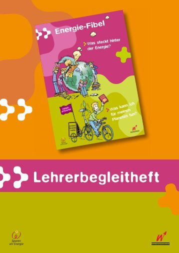 Lehrerbegleitheft - Energie Wallonie