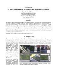 V-Sentinel: - IMSC Computer Graphics and Immersive Technologies ...