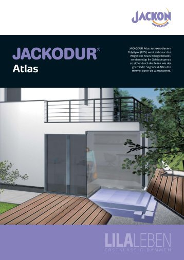 JACKODUR 6S Folder Atlas D