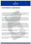 Catalogue WEMPE Marine clock - Ship's time systems 2010-2011 ... - Page 3