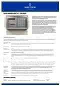 Catalogue WEMPE Marine clock - Ship's time systems 2010-2011 ... - Page 5