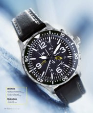 WT_2007_06: TEST: SINN 757 UTC - Watchuseek, World's Most Visited ...