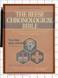 Reese Chronological Bible - Bible Truth Publishers - Page 2