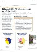 El Grupo invirtió 9,1 millones de euros en I+D+i en 2012 - Ohl - Page 2