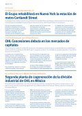 El Grupo invirtió 9,1 millones de euros en I+D+i en 2012 - Ohl - Page 7
