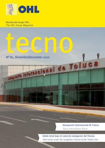 Revista Tecno - ACM2 . Avalora Content Manager - Ohl