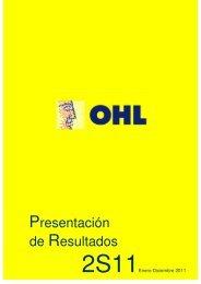Presentación de Resultados - Ohl