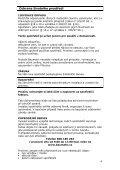BWR1005/BWR1206 Plně vestavná automatická pračka - baumatic.cz - Page 5