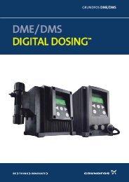 DME/DMS DIGITAL DOSING™ - Grundfos