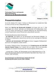 presseinfobezirkstellesuedbaden07_2011.pdf - Fachverband ...