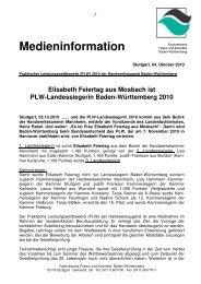medieninformationplw04102010.pdf - Fachverband Friseur und ...